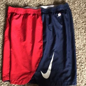 Atlanta Braves Nike Team Issue Shorts